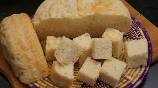 How To Make Hibist Bread - Ethiopian Food