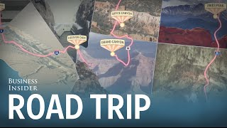 The ultimate US road trip