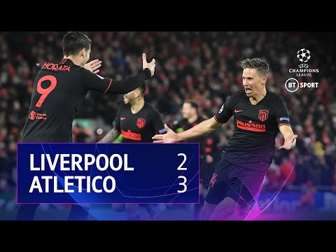 Liverpool vs Atletico Madrid (2-3 AET) | UEFA Champions League highlights