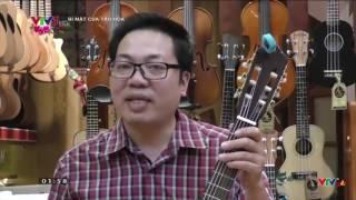Chia sẻ kinh nghiệm bảo quản đàn Guitar, Violin, Ukulele từ AZMUSIC