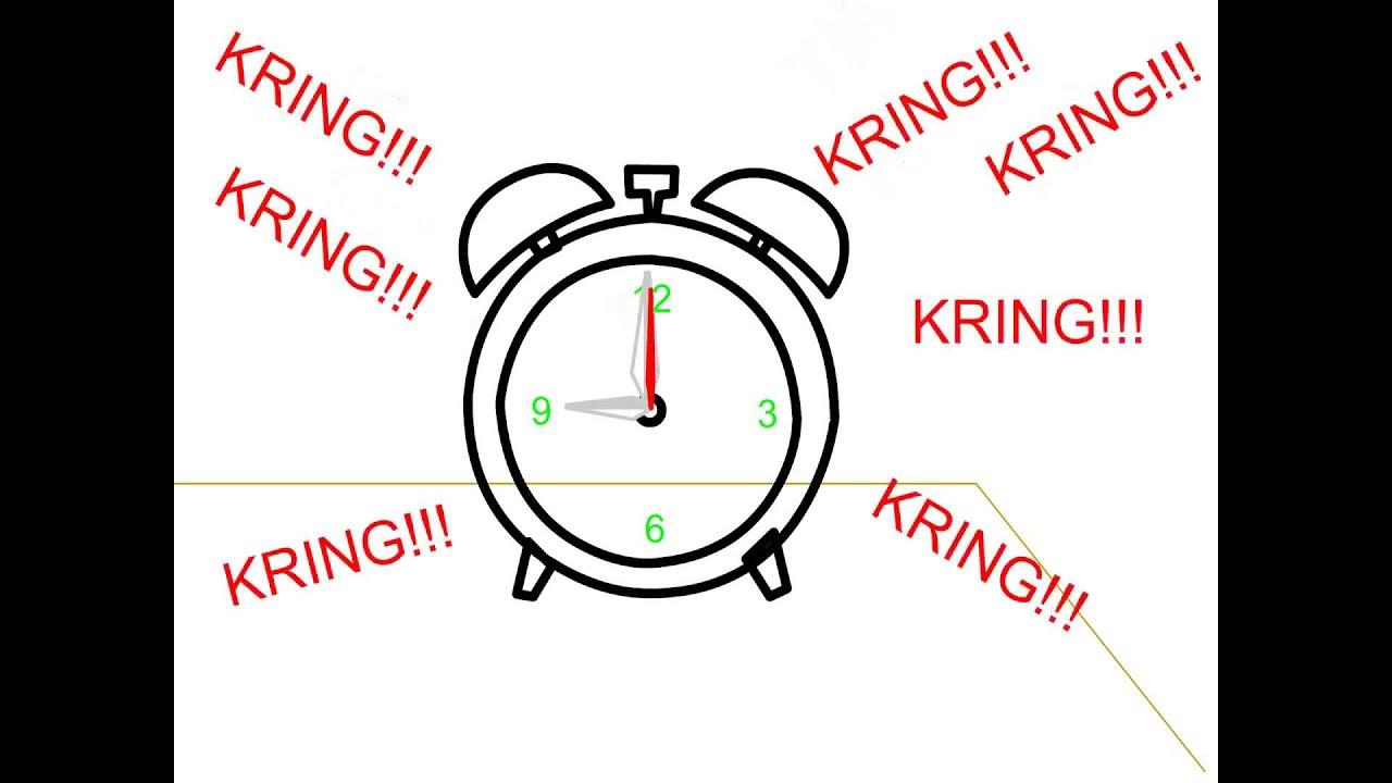Gambar Progres Animasi 8detik Jam Weker Youtube Gambar Karikatur