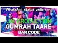 Gumraah taare /Karan wahi/akshay oberoi/JAI PRODUCTION/Jaisingh Meena Whatsapp Status Video Download Free