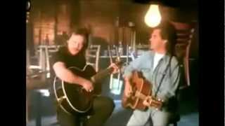 The Whiskey Aint Workin - Travis Tritt and Marty Stuart   1991 YouTube Videos