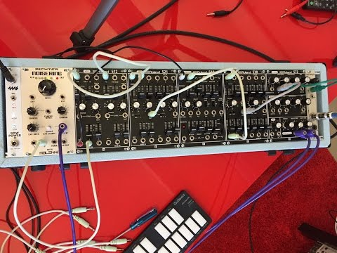 Roland System-500 Analog Modules by Malekko - Final Production Prototypes