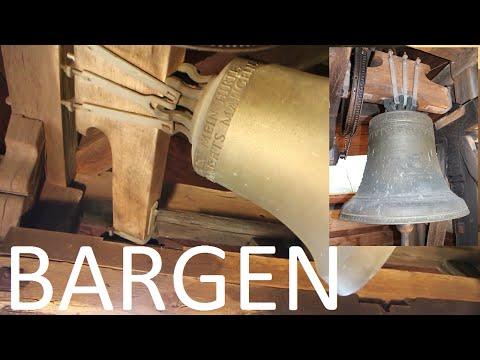 BARGEN (CH - BE): Ref. Kirche: Vollgeläute
