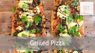 Grilled Pizza | Byron Talbott