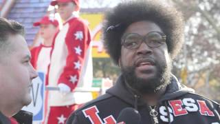 Confetti Carpet - Questlove Leaks The Hottest New Thanksgiving Song