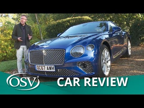 Bentley Continental GT 2018 has been worth the wait