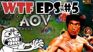 Random Moment AOV WTF #5 | Arena Of Valor (AOV) Indonesia