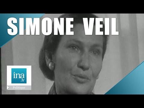 Hommage à Simone Veil | Archive INA