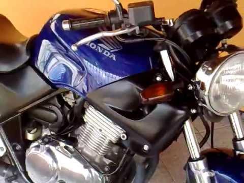 Cb500 Moto Fantastica Youtube