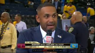 Cavaliers vs Warriors Game 1 Postgame Analysis | NBA GameTime | NBA Finals 2018