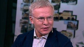 Интервью с ведущим телеканала «Звезда» Вячеславом Фетисовым