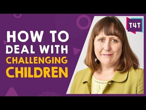 Behaviour Management Strategies For Challenging Children