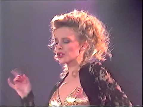 Kylie Minogue  The Locomotion Rockopop 1989