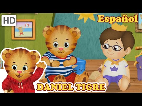 Daniel Tigre en Español - Daniel Se Enoja/Catalina Se Enoja (Episodios Completos en HD)