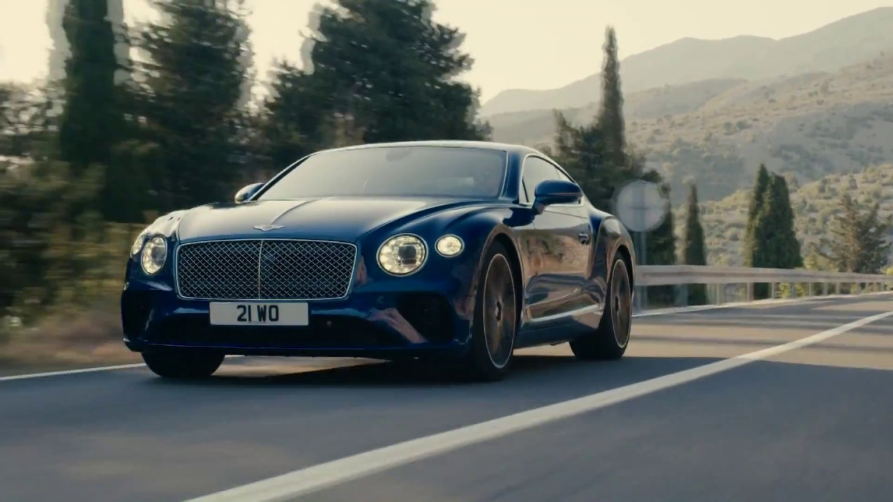 2018 Bentley Continental GT | Manufacturer video - YouTube