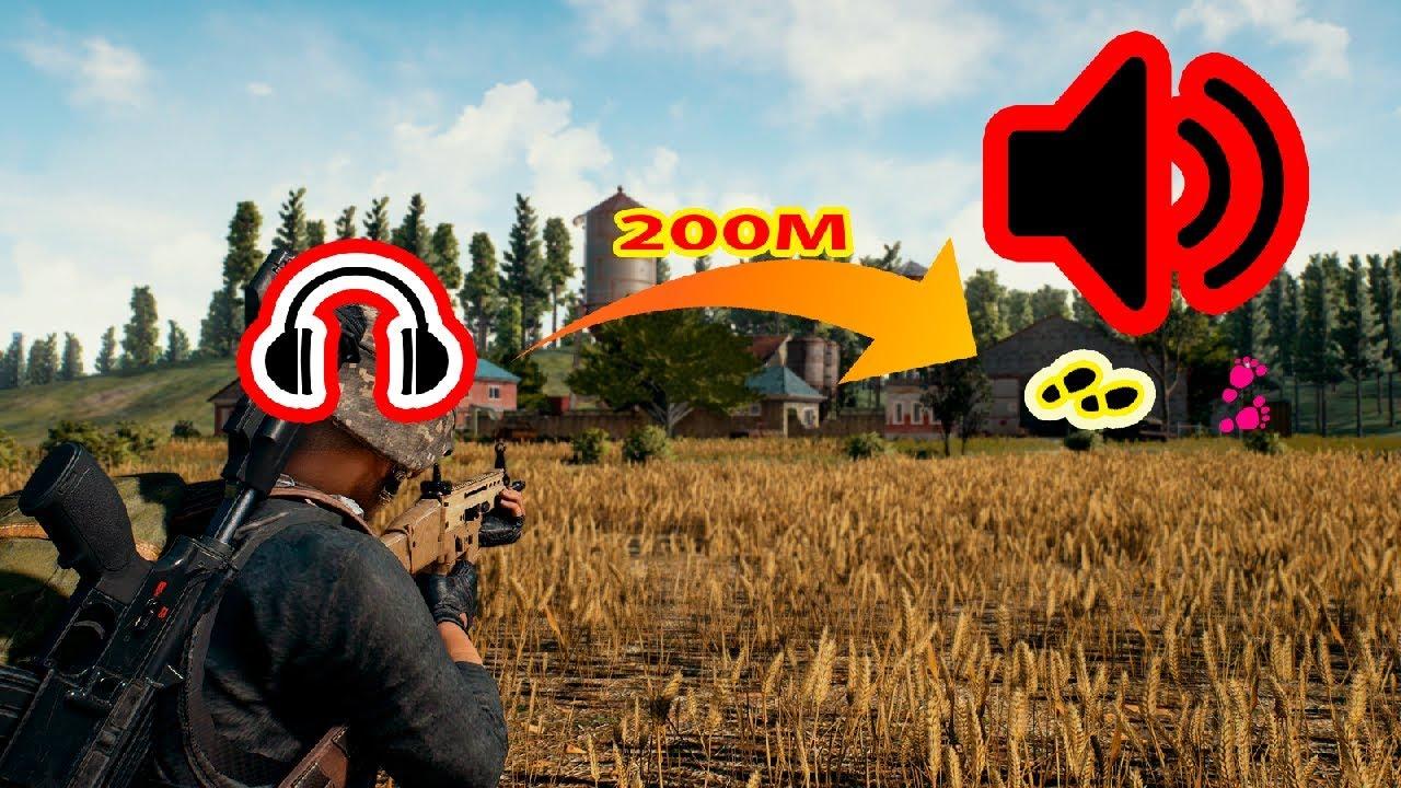 HƯỚNG DẪN Tăng âm lượng nghe tiếng bước chân PUBG, Game FPS | Tai nghe rẻ  tiền cũng OK