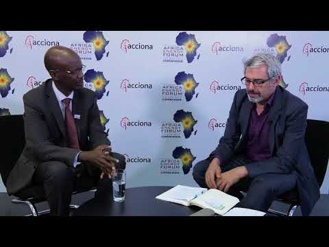 Stephen Karangizi- African Legal Support Facility - AEF 2017