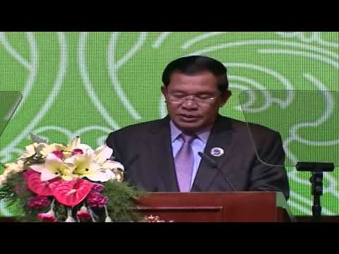 Hun Sen, Prime Minister 22to23 JUNE 2015 in  Republic of Myanmar TVK
