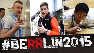 #BeRRlin2015: Kulisy finału Ligi Mistrzów - Zenit Kazań vs Asseco Resovia Rzeszów