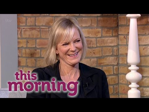 Hermione Norris Chats About The Poetry Of Christmas  This Morning