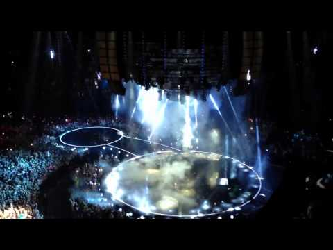Opening MTV EMA 2013 Amsterdam