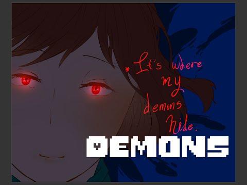 Undertale | Demons (Lyric Comic) [ PC Only ] | Music-10