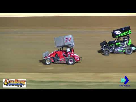 Lighting Sprints, Lake Ozark Speedway 6-30-18