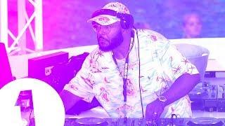 MistaJam - Radio 1 in Ibiza 2018 - Ibiza Rocks