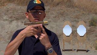 Rules for Safe Firearm Handling   Handgun 101 with Top Shot Chris Cheng