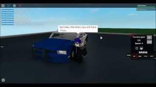 The future cars of TRC - ROBLOX Development