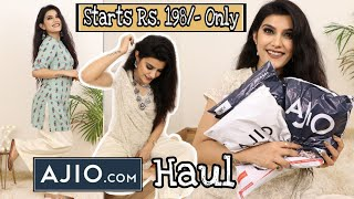 Best AJIO HAUL-Starts Rs. 198/- Only   Upto 70% Off   Super Style Tips