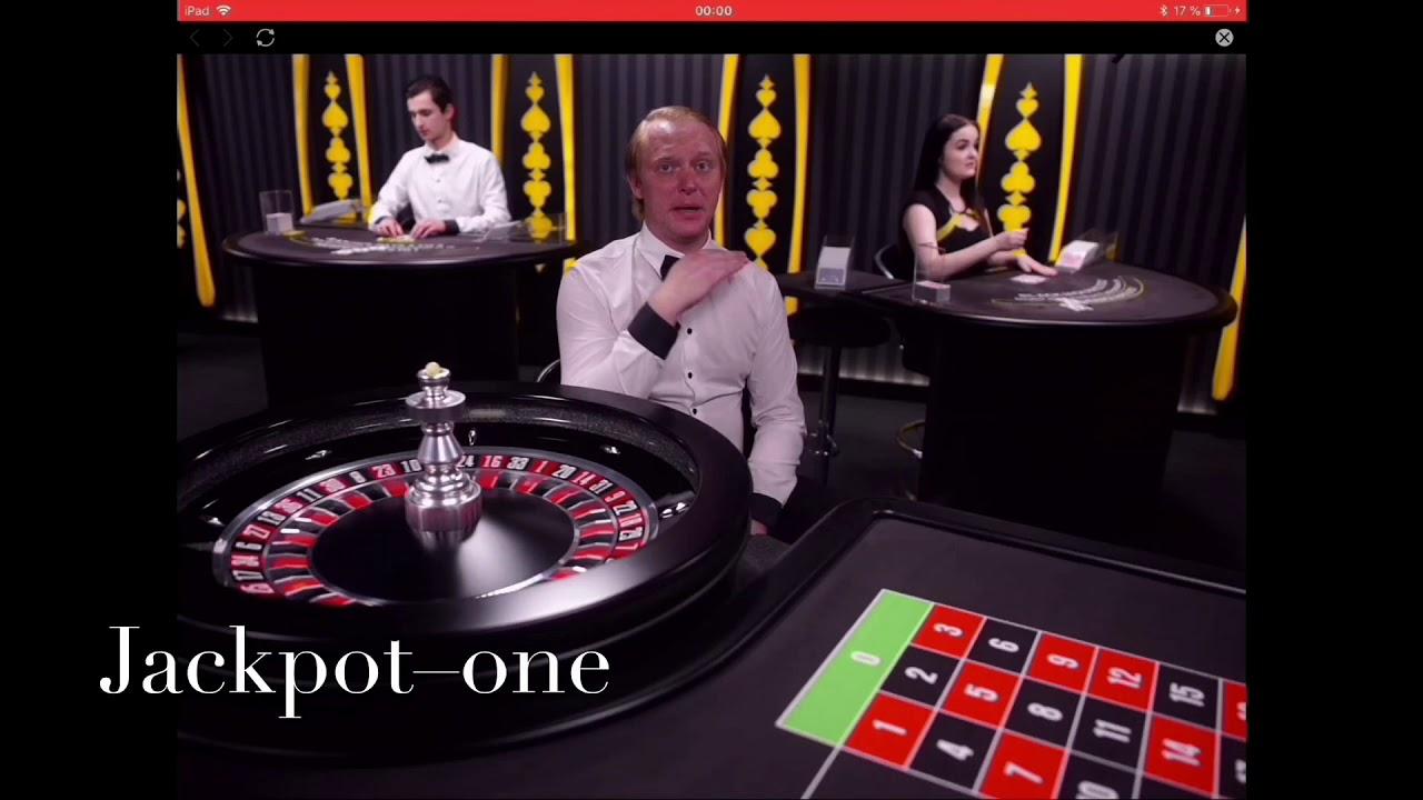 Online Live Roulette Casino