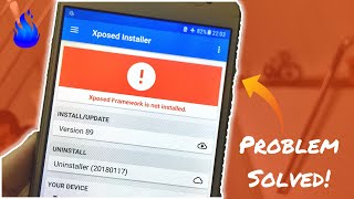 how to Install Xposed Framework on Android Oreo 8.0/8.1 Systemless method & Official method