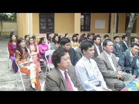 Mít tinh kỷ niệm ngày Nhà Giáo Việt Nam 20/11/2013