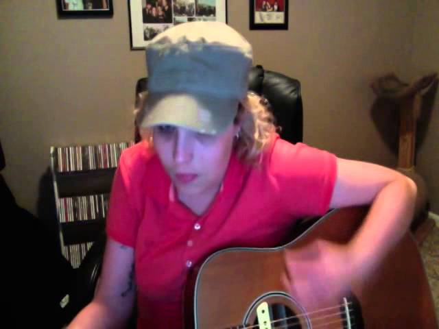 Alicia Gillispie - Catch 22 (cover song)