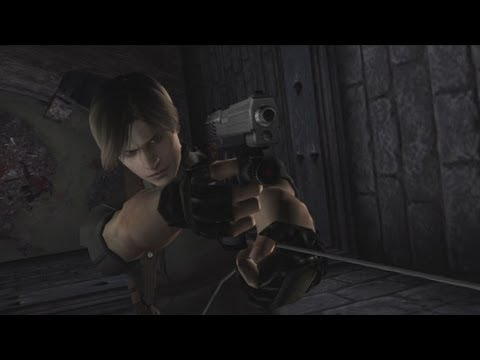Resident Evil 4 Walkthrough - Chapter 4-1 No Damage
