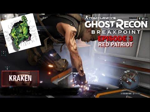 Ghost Recon Breakpoint Episode 3 Mission KRAKEN