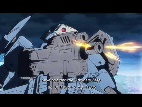 EUREKA SEVEN: HI-EVOLUTION - Official Trailer (In Cinemas 23 Nov 2017)