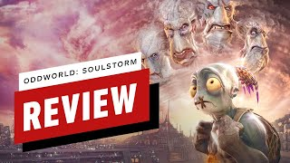 Oddworld: Soulstorm Review (Video Game Video Review)