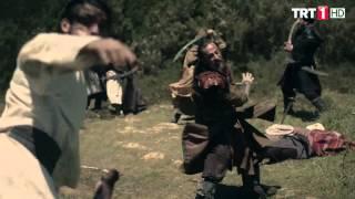 Diriliş \Ertuğrul\ - Tapınakcılar Kervana Saldırıyor (18.Bölüm)
