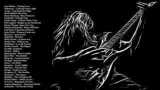 Скачать Classic Heavy Metal Ballads Best Heavy Metal Ballads 80s 90s