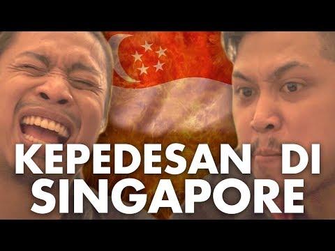 Nyoba Makanan Terpedas di Singapura!!! | Mati Penasaran #23