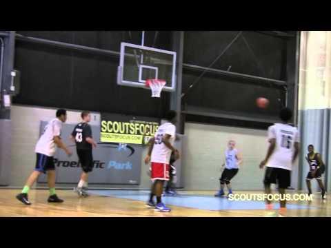 Team2 50 Jacquise Dubose 5'4 147 Hanahan High School  2013  SC