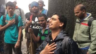 Video Shivaji Maharaj Ghoshna   Torna Fort   Rajgad to Torna Trek   Shiv Garjana download MP3, 3GP, MP4, WEBM, AVI, FLV September 2018