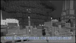 Who can say where the creeper goes (GLP)