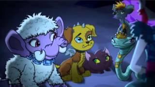 Monster high 4 сезон серии 1-6 на русском
