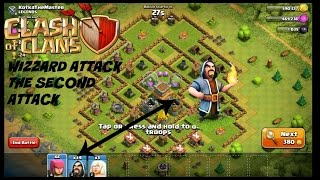 CLASH OF CLANS (EPISODE 27) THE SECOND ATTENT