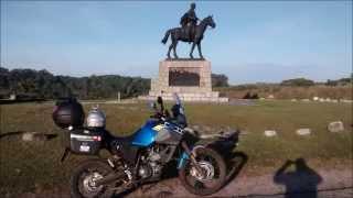 Passeio ao Uruguay - Fortaleza Santa Teresa - Melo
